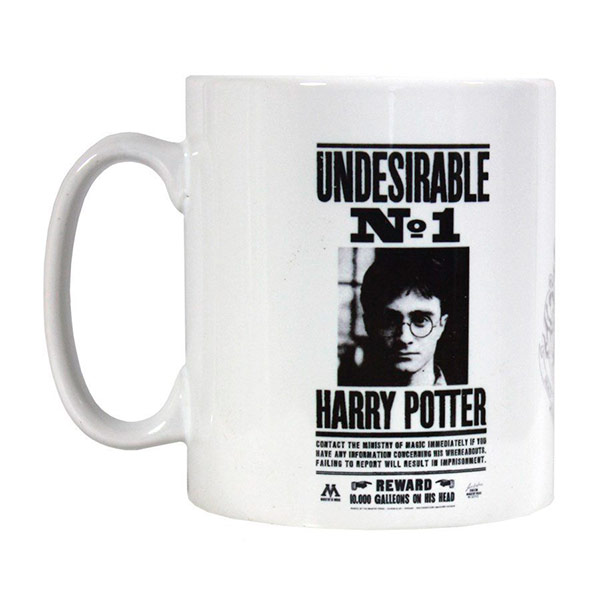 Taza Harry Undesirable