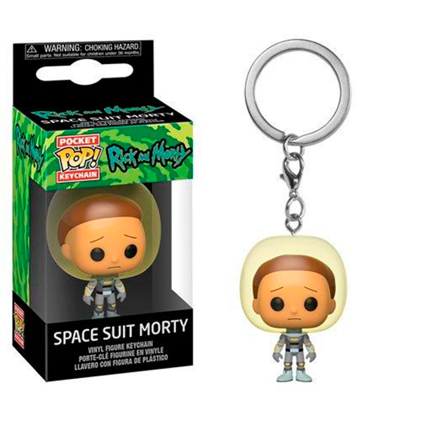 Pocket Pop Space Suit Morty