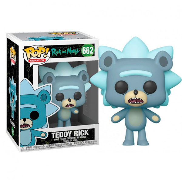 Pop Teddy Rick 662