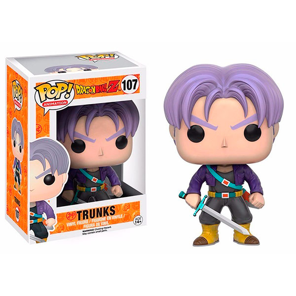 Pop Future Trunks 107
