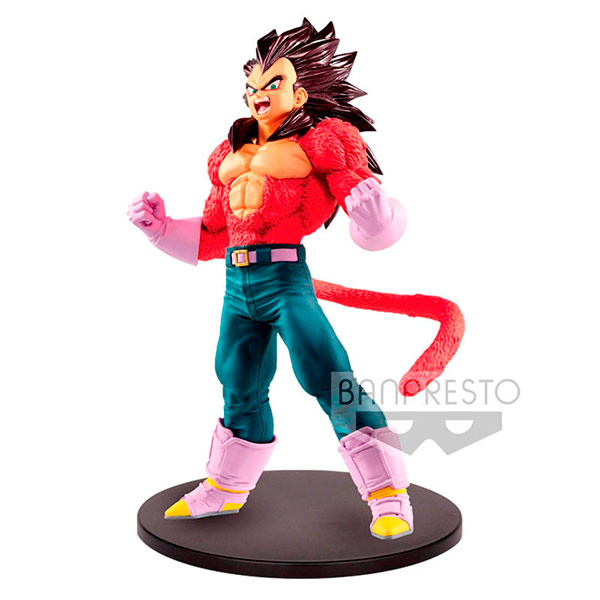 Figura Super Saiyan Vegeta Metallic Blood of Saiyans