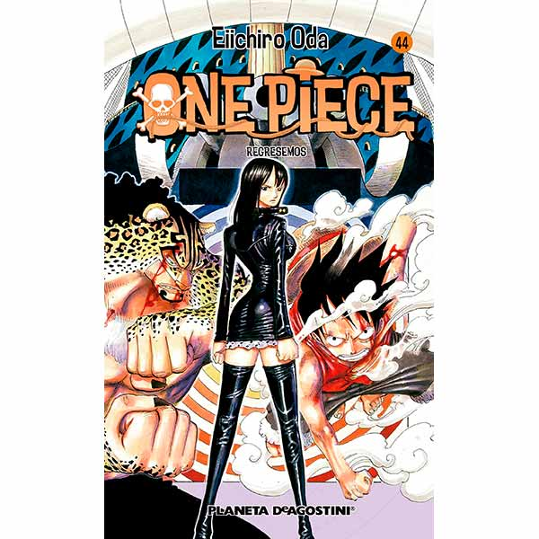 One Piece Vol.44