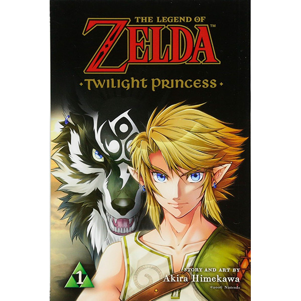 The Legend of Zelda - Twilight Princess 1