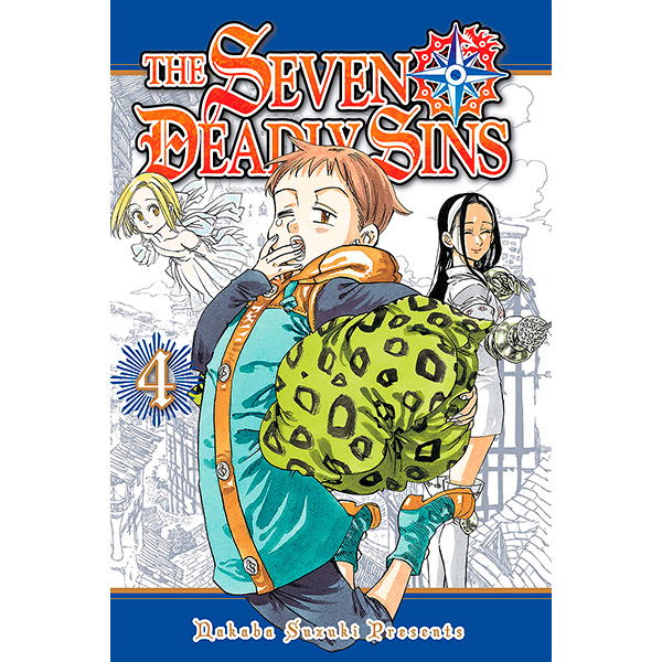 The Seven Deadly Sins Vol.4