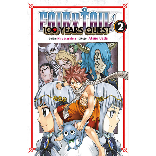 Fairy Tail 100 años Vol.2
