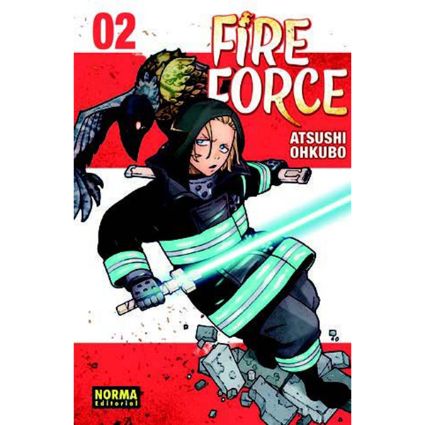 Fire Force Vol.2