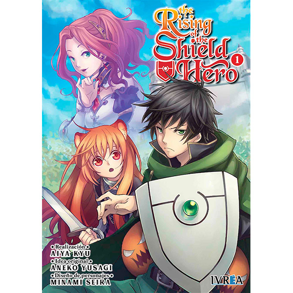 Rising of the Shield Hero Vol.1