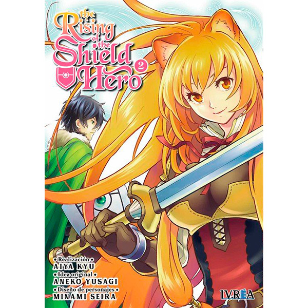 Rising of the Shield Hero Vol.2