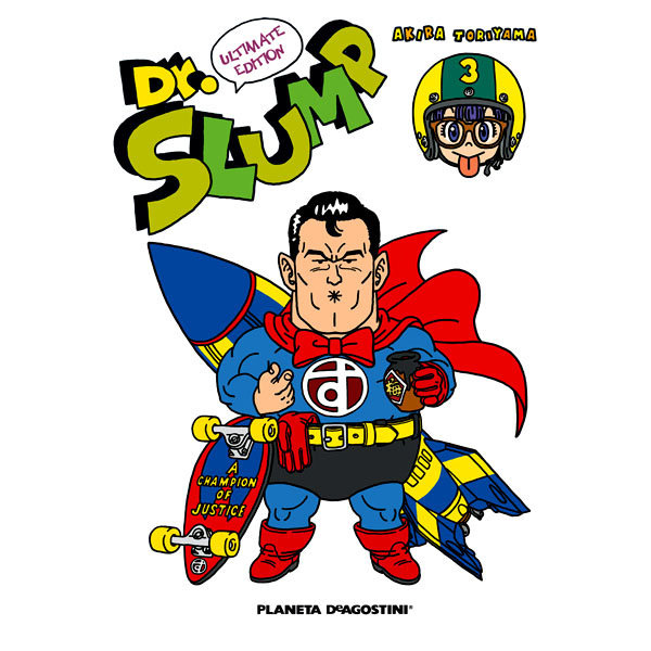 Dr.Slump Ultimate Edition 03/15