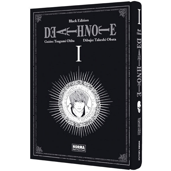 Death Note Black Edition Vol.1