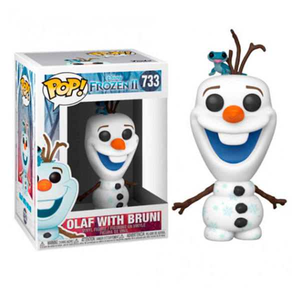 Pop Olaf with Bruni 733