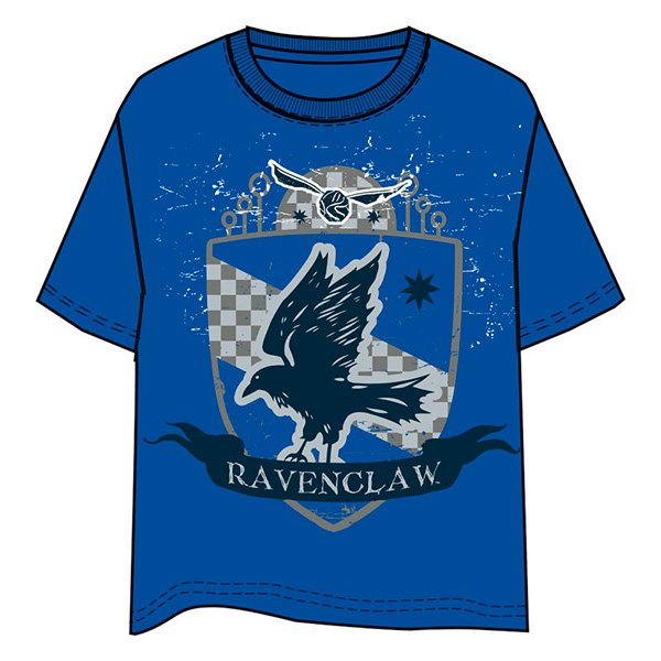 Camiseta Harry Potter Rawenclaw Azul