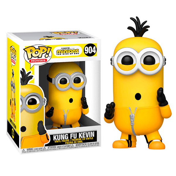 Pop Minions Kung Fu Kevin 904