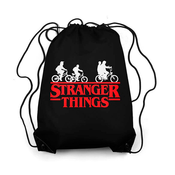Bolsa de Tela Stranger Things