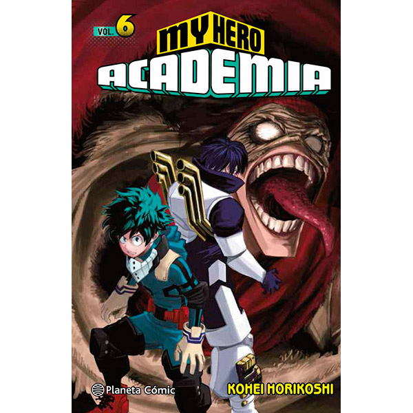 My Hero Academia Vol.6
