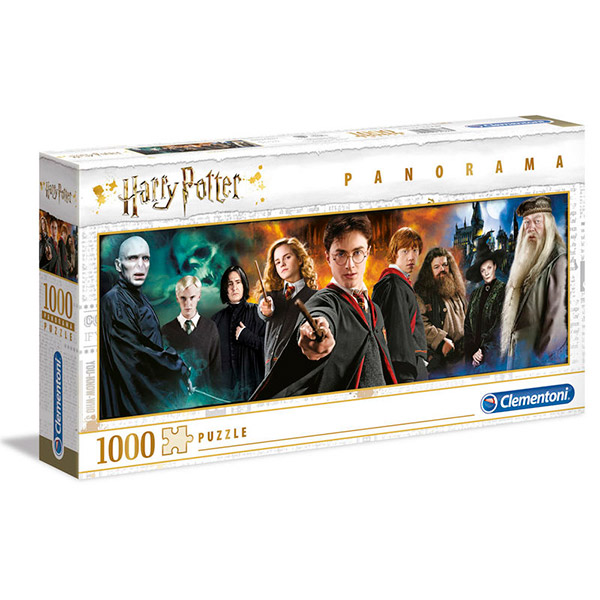 Puzzle Panorama Harry Potter 1000pz
