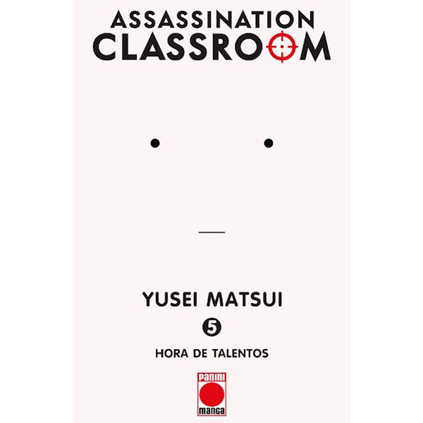 Assassination Classroom Vol.5