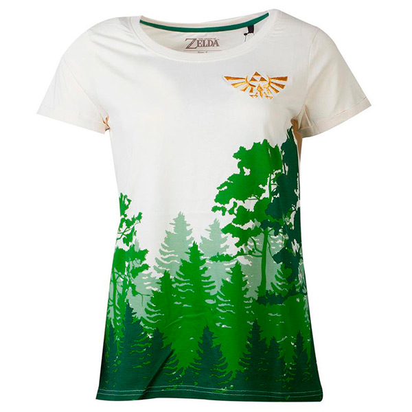 Camiseta Zelda The Woods