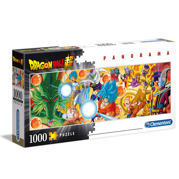 Puzzle Panorama DragonBall Súper 1000pz