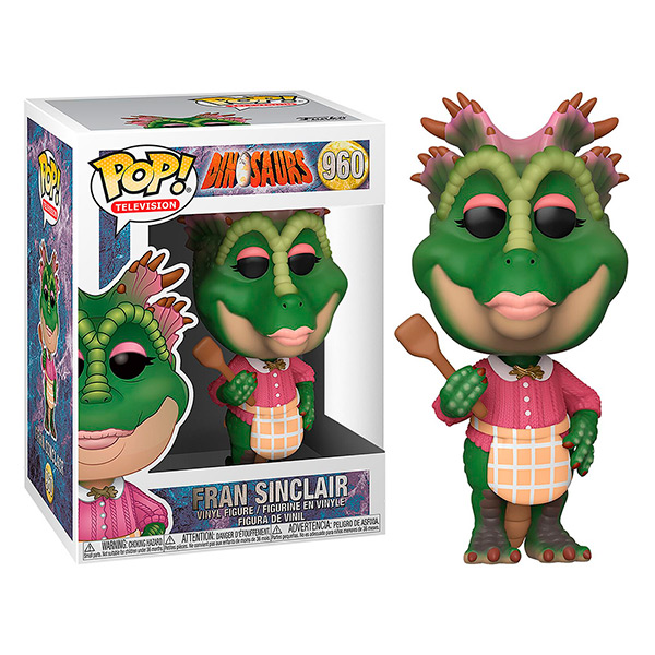 Pop Dinosaurios Fran Sinclair 960
