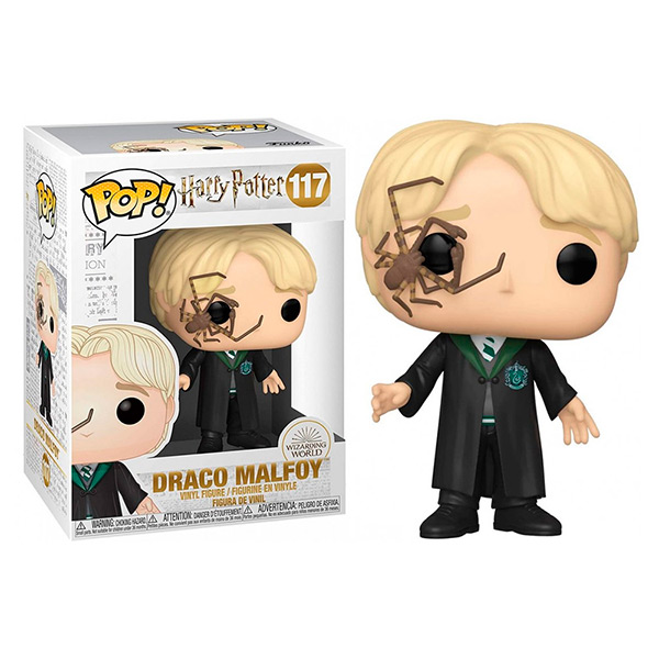 Pop Draco Malfoy with Whip Spider 117