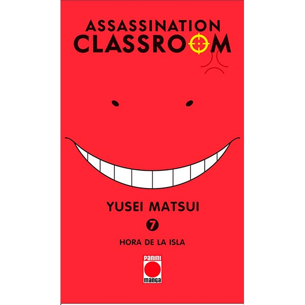 Assassination Classroom Vol.7