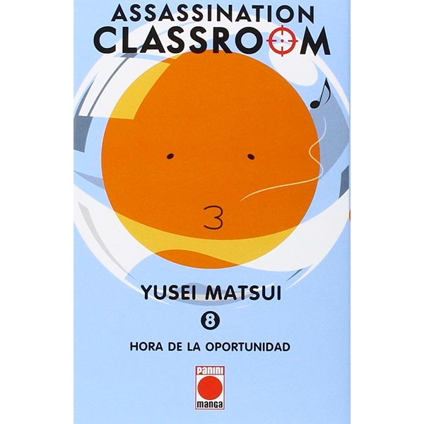 Assassination Classroom Vol.8
