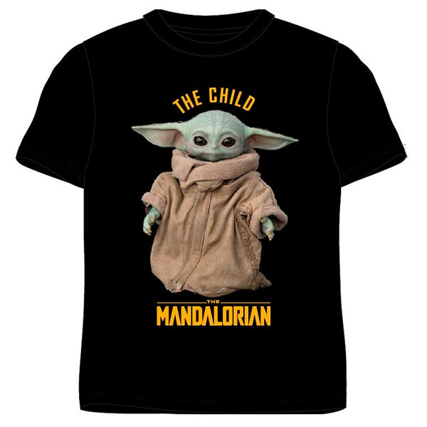 Camiseta The Child Mandalorian