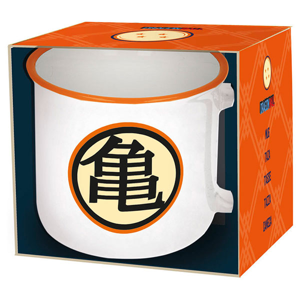 Taza Barrilete DragonBall Z 415ml