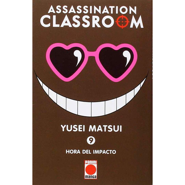 Assassination Classroom Vol.9