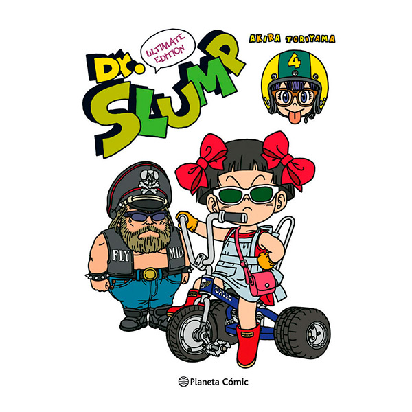 Dr.Slump Ultimate Edition 04/15