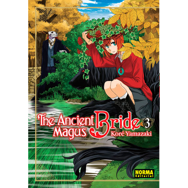Ancient Magus Bride 03