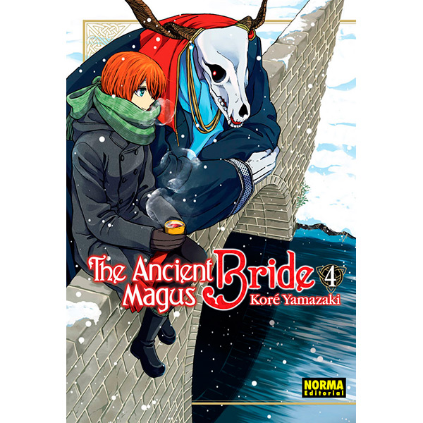 Ancient Magus Bride 04