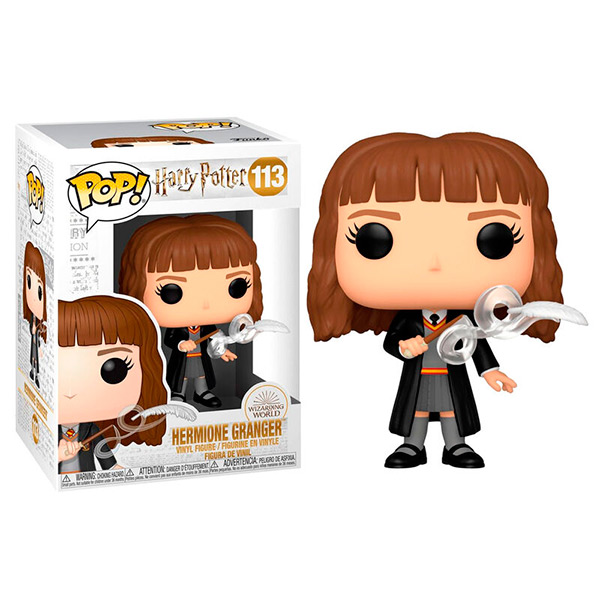Pop Hermione Granger with Feather 113