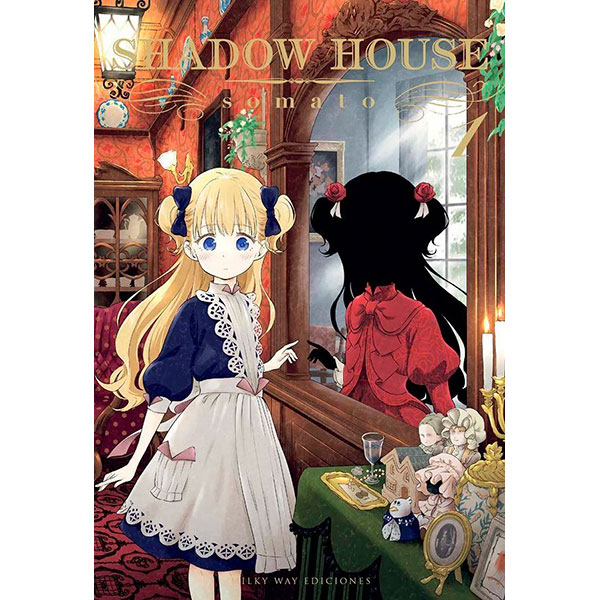 Shadow House Vol. 1