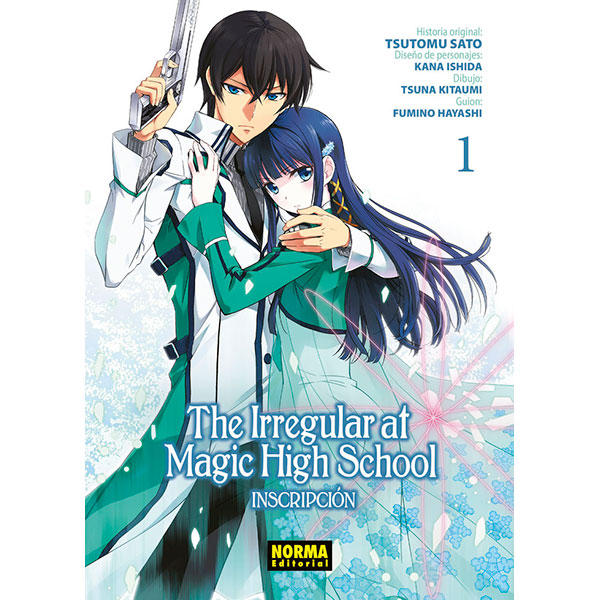 The Irregular at Magic School 1