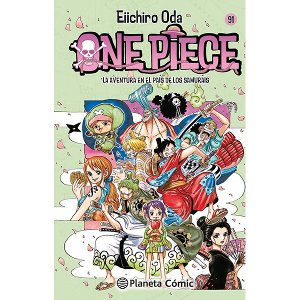 One Piece Vol.91