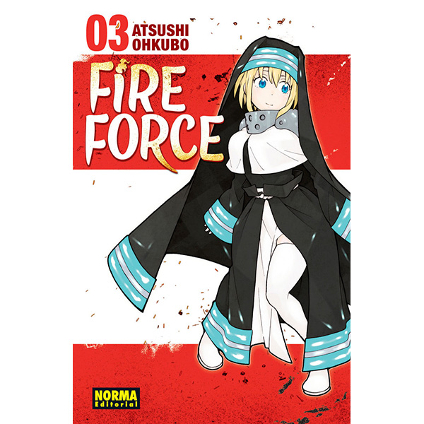 Fire Force Vol.3