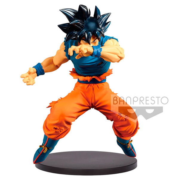 Figura Blood of Saiyans Ultra Instinct Sign Son Goku 16cm