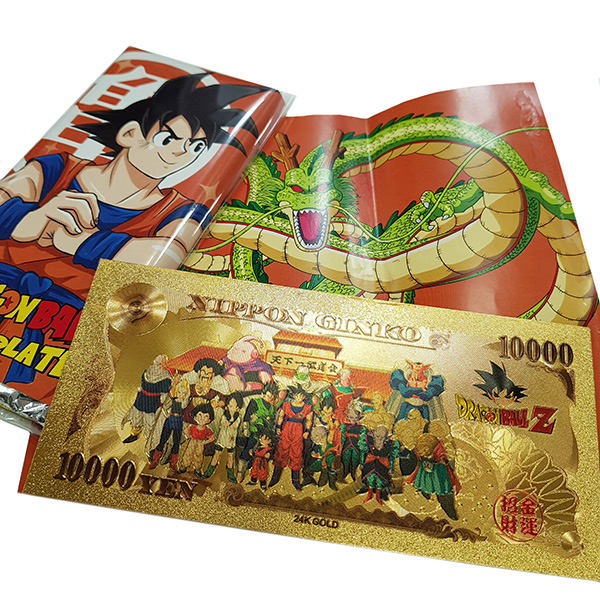 Tableta de Chocolate DragonBall