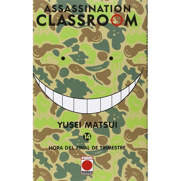 Assassination Classroom Vol.14