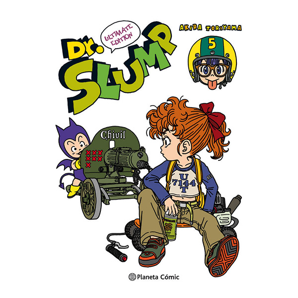 Dr.Slump Ultimate Edition 05/15