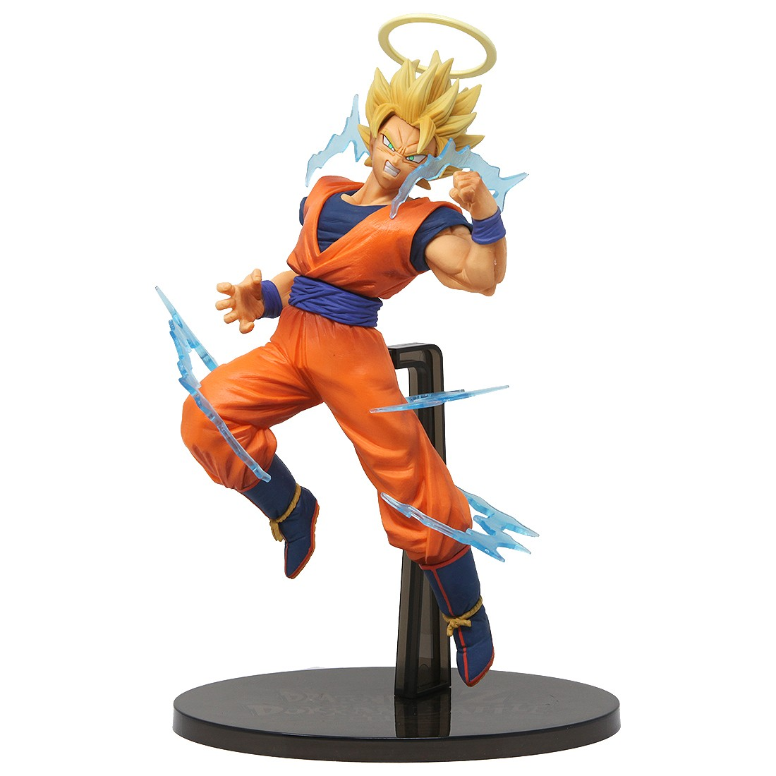 Figura Super Saiyan 2 Goku Angel Dokkan Battle 15cm