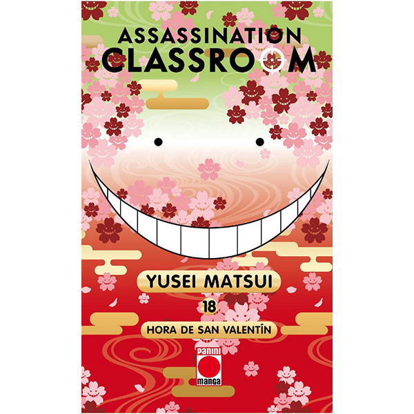 Assassination Classroom Vol.18