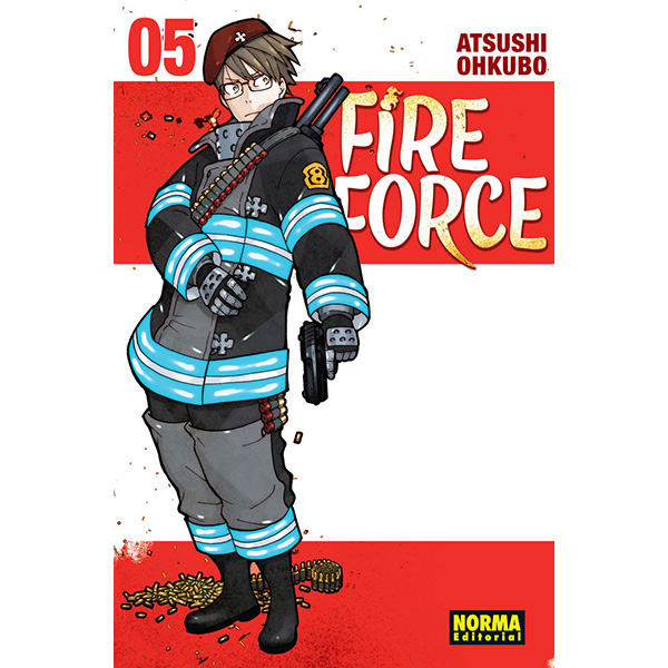 Fire Force Vol.5