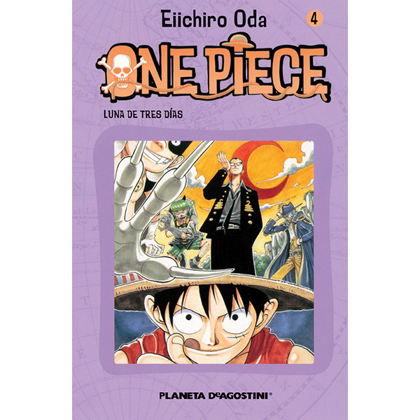 One Piece Vol.4