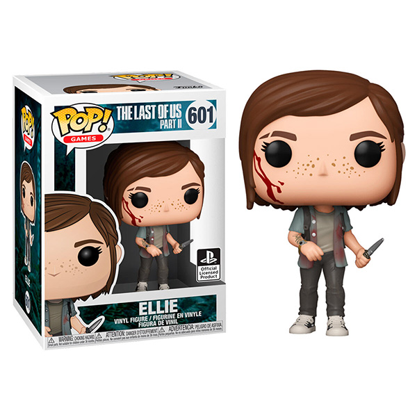 Pop The Last of Us II Ellie 601