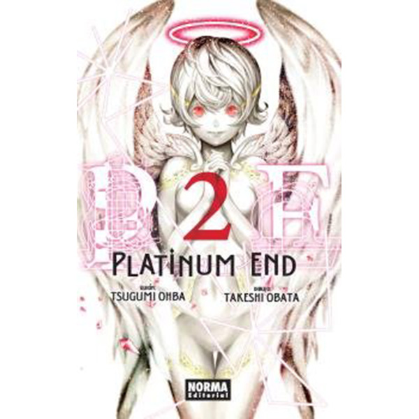Platinum End Vol.2