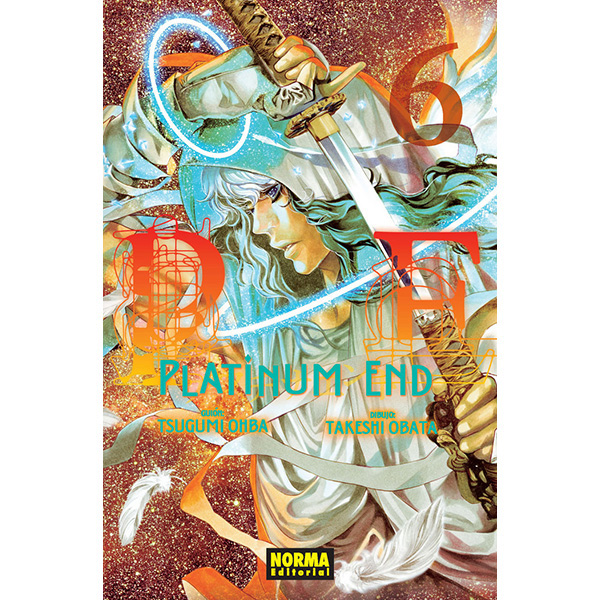 Platinum End Vol.6