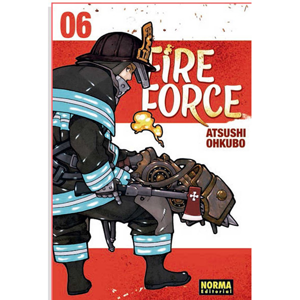 Fire Force Vol.6